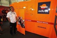 Combustibles y lubricantes, de Moto GP a tu gasolinera