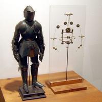 El robot que construyó Leonardo da Vinci