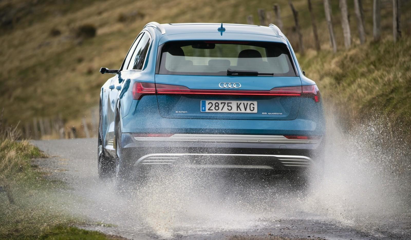 Foto de Audi e-tron (33/111)