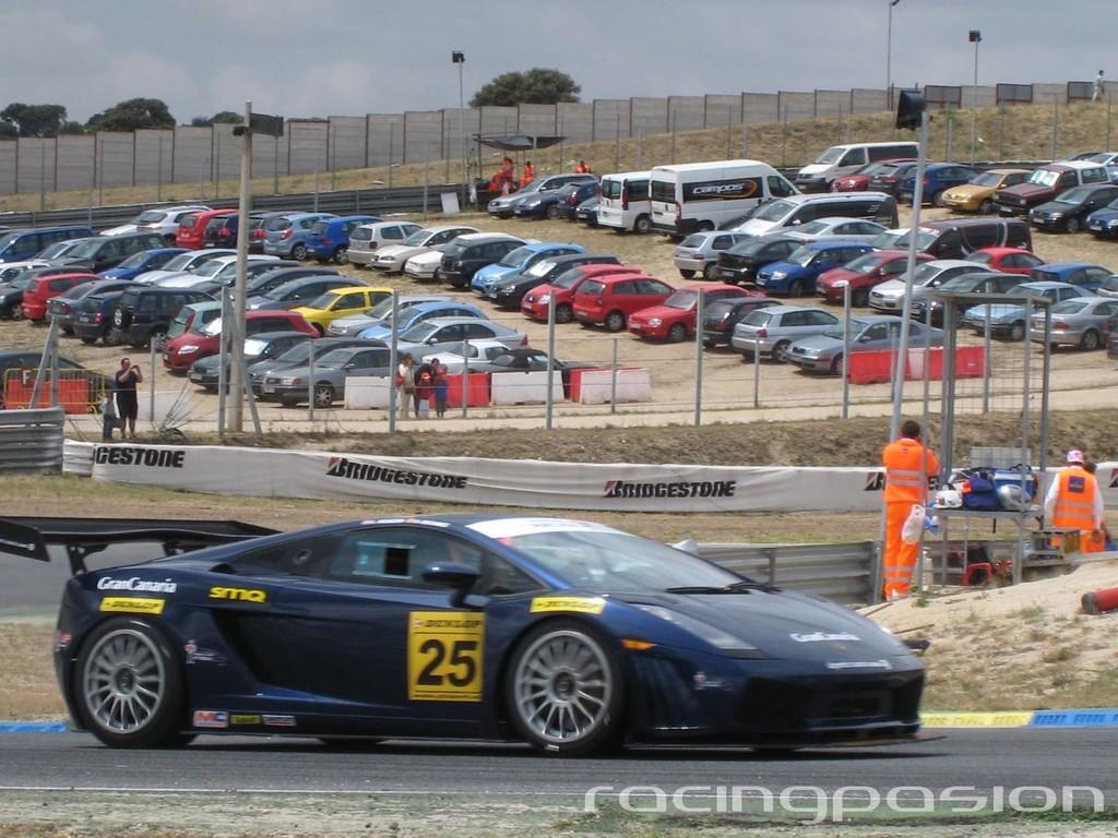 Foto de Campeonato de España de GT. Jarama 6 de junio (103/130)