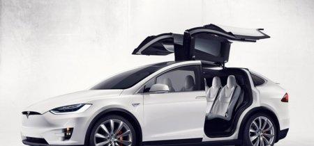 El Tesla Model X ya está aquí, y trae un filtro de partículas para no respirar la contaminación ajena
