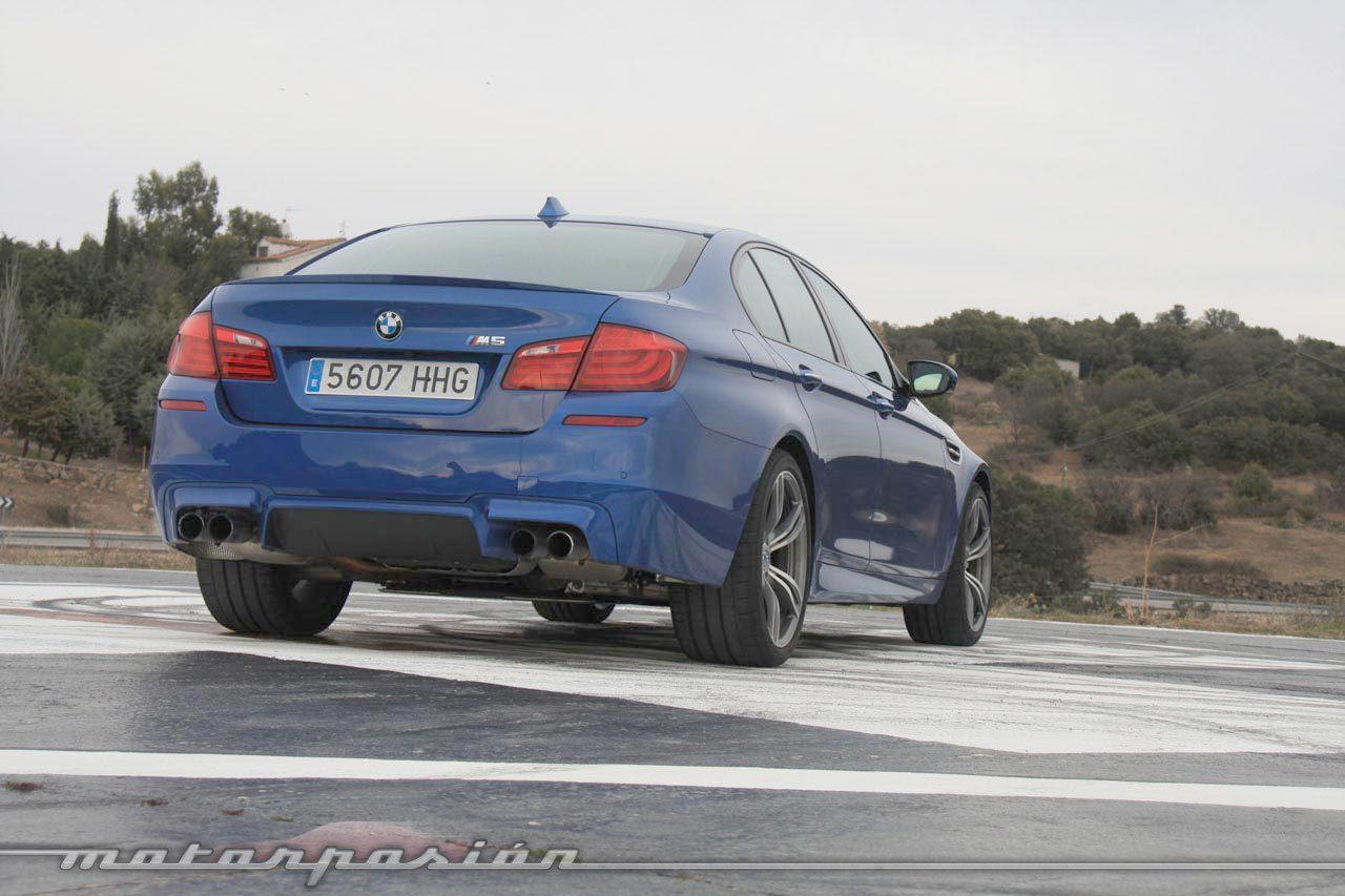 Foto de BMW M5 (Prueba) (119/136)