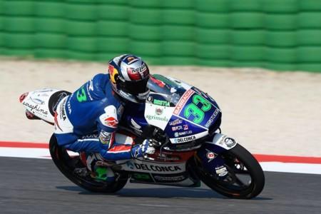 Enea Bastianini Gresini Moto3 2016