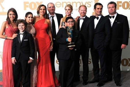 Modern family gana el Emmy a mejor comedia