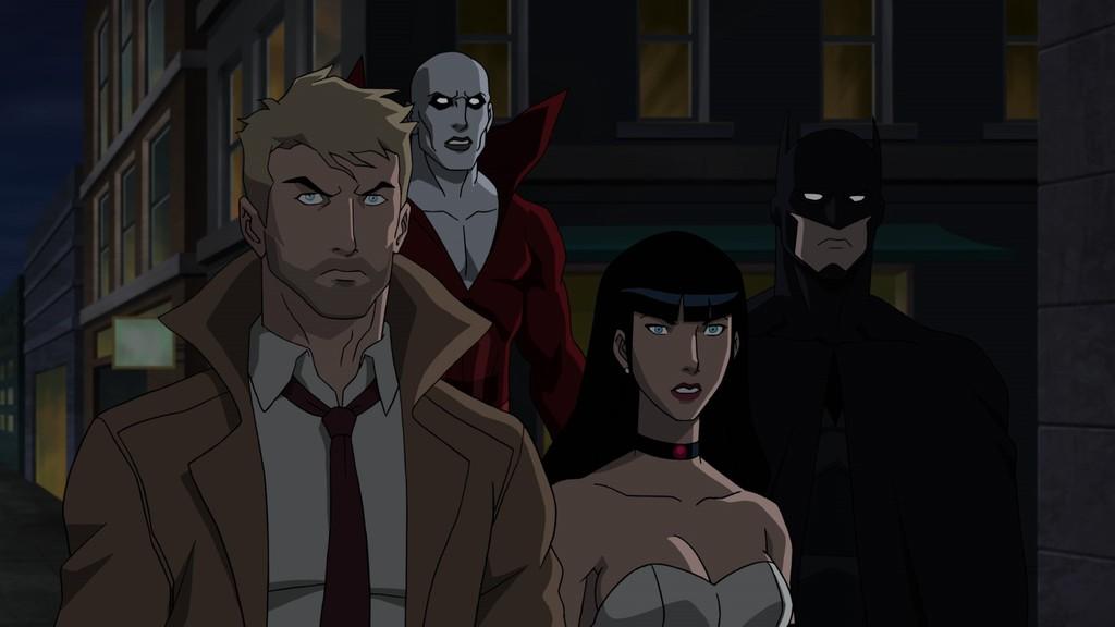 Escena La Liga De La Justicia Oscura