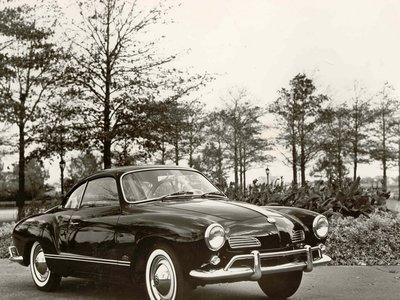 Recordando a… Volkswagen Karmann Ghia, el deportivo para las clases populares