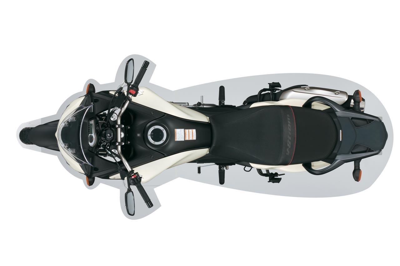 Foto de Suzuki V-Strom 650 2012, fotos de detalles y estudio (19/50)