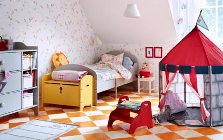 Distribucion Dormitorio Infantil Ikea 1