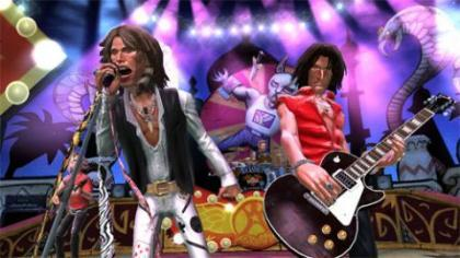 Aerosmith no tocarán solos en su 'Guitar Hero'