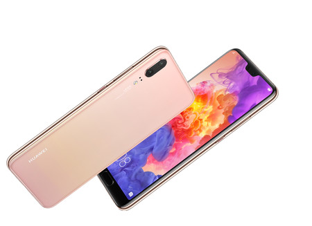 Huawei P20 Peach Original