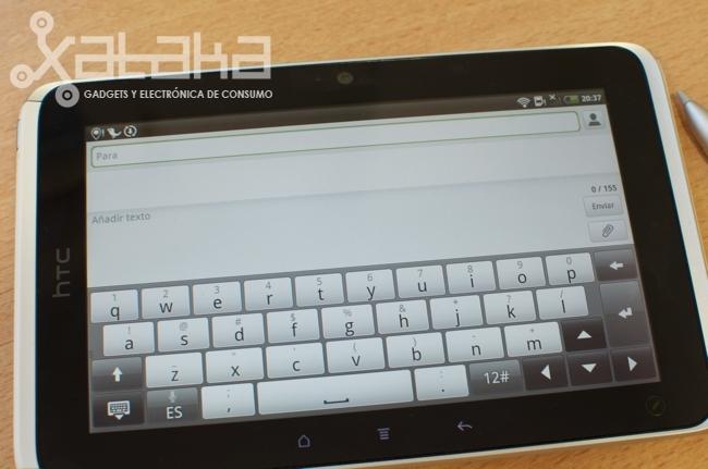 Foto de HTC Flyer análisis (6/9)