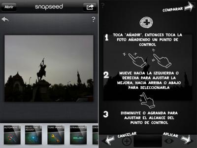 Google se hace con Snapseed, ¿ocurrirá igual que con Sparrow?