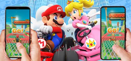 El multijugador de Mario Kart Tour se habilitará la semana que viene y esto es todo lo que ofrecerá