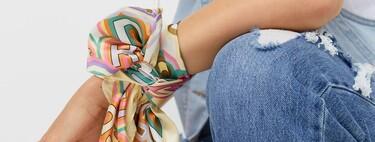 A modo de bandana, top o cinturón: estos 19 pañuelos de Stradivarius van a despertar el deseo de muchas