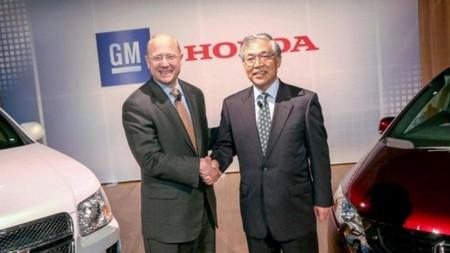 GM y Honda unen fuerzas para producir celdas de combustible de hidrógeno
