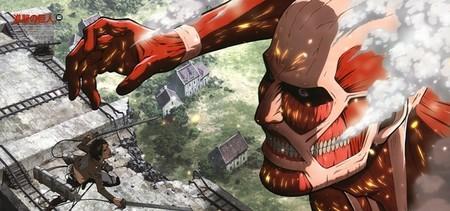 'Ataque a los Titanes', el anime del momento