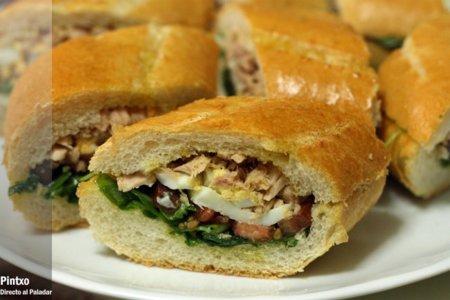 Recetas de sándwiches y bocadillos colmados de nutrientes