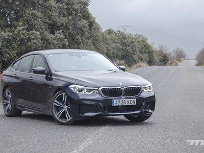 El BMW Serie 6 GT ha madurado por dentro y por fuera, y así lo hemos comprobado al conducirlo