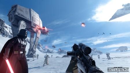 Star Wars: Battlefront tendrá beta y comenzará en octubre, conoce lo que vendrá en ella