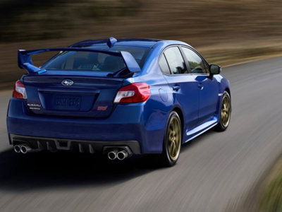 El futuro Subaru WRX STi podría ser un híbrido