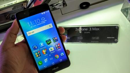Asus Zenfone 3 Max Primeras Impresiones 2