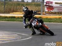 Moto 22 en la competición: la moto (3/4)