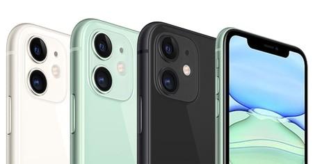 Negro, blanco o verde: si estás buscando el iPhone 11 de 64 GB más barato, lo tienes por sólo 699 euros en tuimeilibre