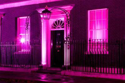 En octubre el mundo se fotografía en rosa: Mes de la concienciación sobre el cáncer de mama