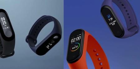 La nueva pulsera Xiaomi Mi Band 4 ya se puede comprar en España de forma oficial: qué ha cambiado respecto a la Mi Band 3