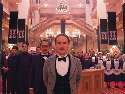 Oscar 2015 | 'El gran hotel Budapest' gana  el mejor diseño de producción