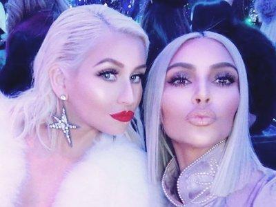 Las Kardashian/Jenner sí que saben hacer fiestones navideños