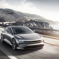 Lucid Motors no solo quiere ganar a Tesla en tecnología, también quiere competir en precio: 60.000 dólares