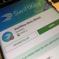 Swiftkey se pone al día: prueba un renovado icono y ofrece la opción de elegir Google como motor de búsqueda