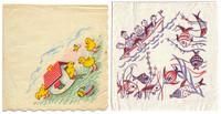 Mapiot, una colección de curiosas servilletas vintage de Israel