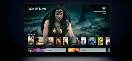 Apple tiene en mente entrar en el streaming de vídeo con una plataforma que podría venir integrada en la app Apple TV