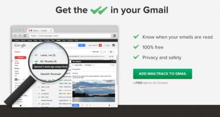 Cómo tener doble check de confirmación de lectura de correo gmail con MailTrack... y cómo intentar ocultarlo