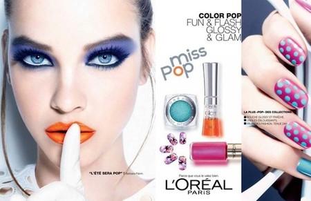 Miss Pop de L'Oréal, la nueva colección para este 2013