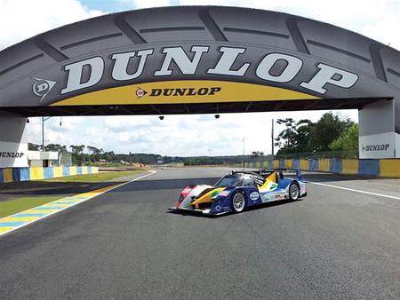 BAILEY presentó su LMP2 en Le Mans