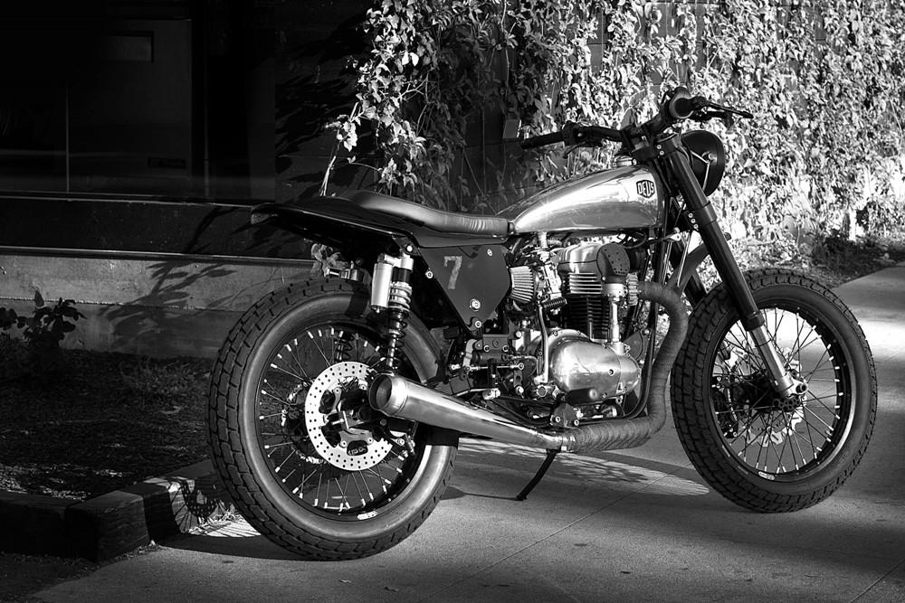 Foto de Kawasaki W800 Deus Ex Machina (58/99)