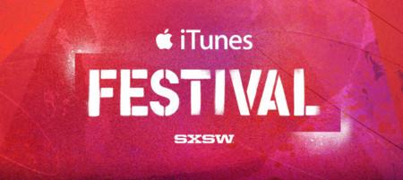 iTunes Festival SXSW, el primero en EE.UU.