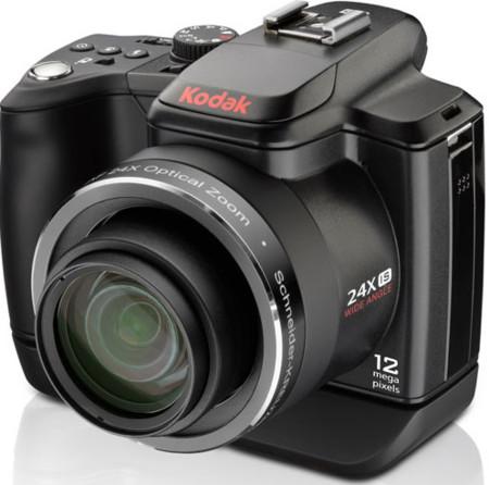 Kodak Z980, con zoom de 24x