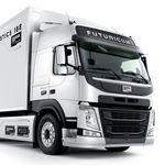 Este camión eléctrico tiene una enorme batería de 680 kWh para 760 km de autonomía, y repartirá paquetes en Suiza
