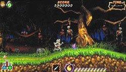 Ghouls'N Ghosts Extreme para PSP en imágenes