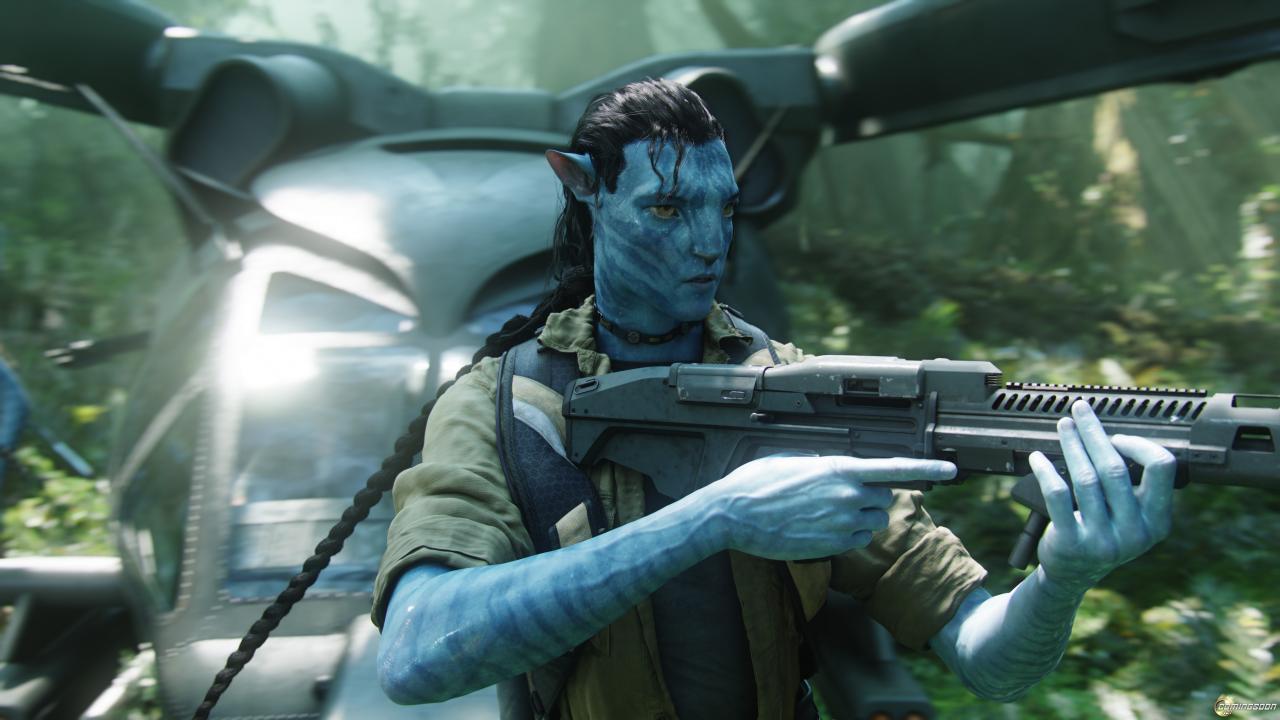 Foto de 'Avatar', más fotos de lo nuevo de James Cameron (1/8)