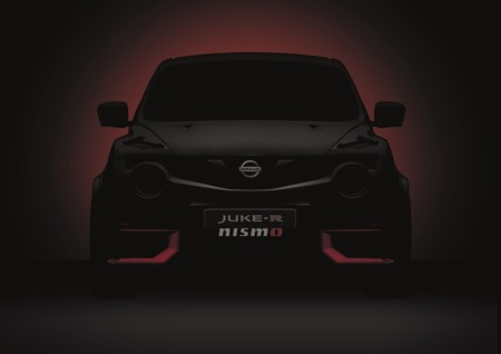 Nissan te regala una probadita del Juke-R Nismo