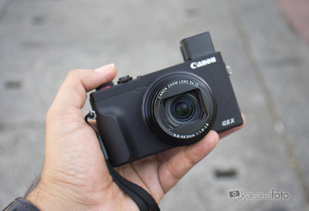 Toma Contacto Canon Powershot G5 X Mark Ii 3