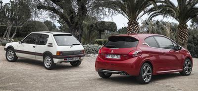 Peugeot 208 GTi, presentación y prueba en Francia (parte 1)