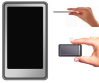Rumor: Sony Walkman con pantalla táctil
