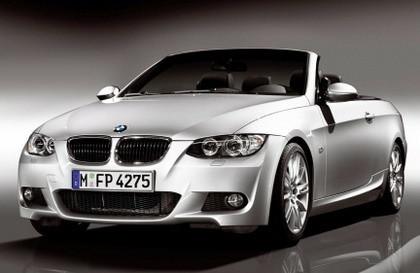 BMW Serie 3 Cabrio con kit M-Sport