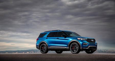 El Yin y el Yang del Ford Explorer 2020: estrena una versión ST de 405 CV y otra híbrida